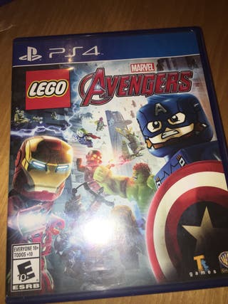 Juego advengers play 4