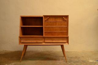 mueble bar años 70 vintage