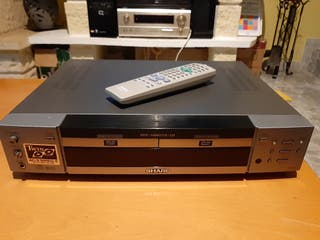 Reproductor Sharp de CD/DVD