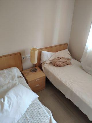 Cama 90190 con colchón
