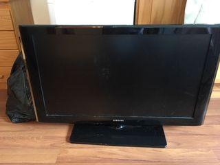 Televisión 40 pulga 80 euros samsung