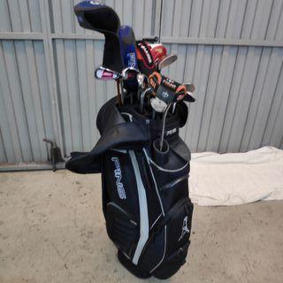 juego completo de palos de golf