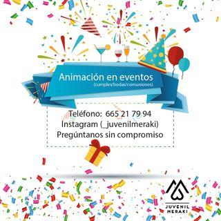 Animaciones en eventos - Granada