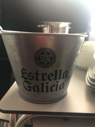 Cubo estrella galicia