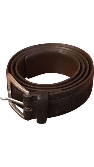 Cinturón Ermenegildo Segna 90 Marrón