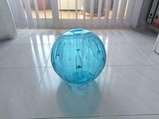 Kit jaula (con accesorios) + Bola: