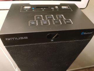 Torre de sonido Muse