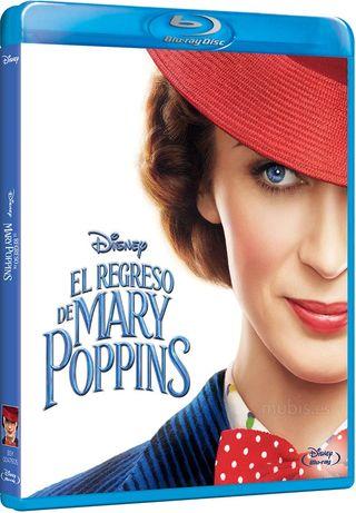 Blu-ray El regreso de Mary Poppins