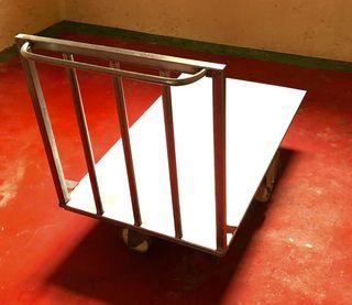 Carretilla Manual Transporte Productos y Material