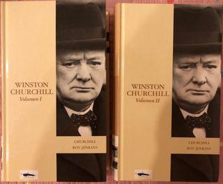 Biografía Wiston Churchill - 2 volúmenes
