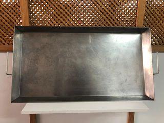 llandas de horno acero inoxidable de 25 raciones