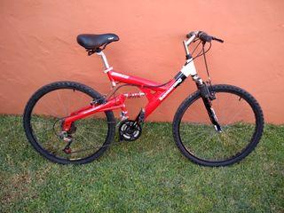 bicicleta marca boomerang.