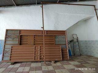 Puerta garaje nueva