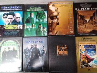 LOTE 35 PELÍCULAS DVD