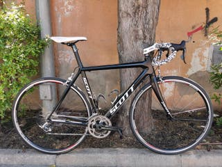 Bici Carretera Scott Carbono