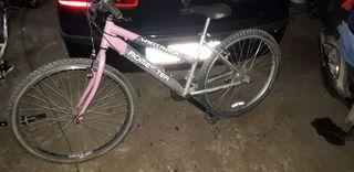 bici de chica