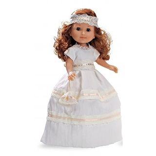 Muñeca de comunión Arias
