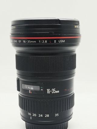 Canon Eos EF 16-35 f2.8 L II USM