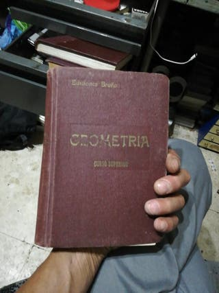 geometria curso completo ediciones bruño