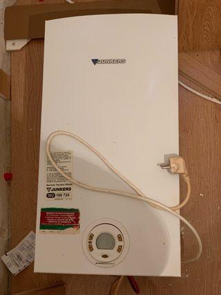 Calentador agua gas natural