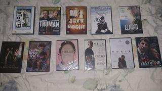 Colección DVDs Goya
