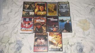Películas en DVD de guerra/bélico e histórica
