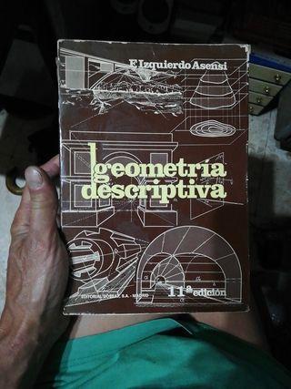 geometria descriptiva de E I zquierdo Asensi
