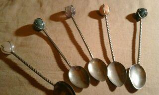 Cucharitas plata