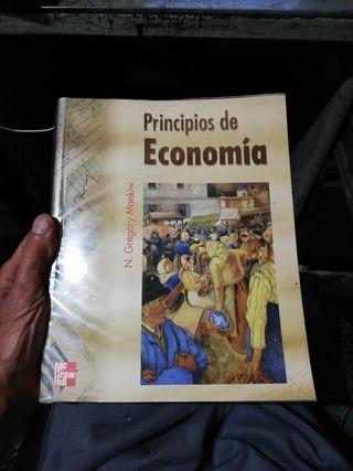 principios de economia politica mankiw