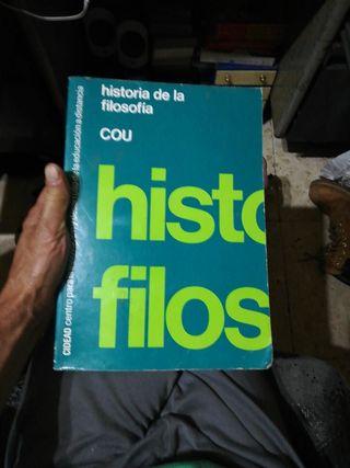 historia de la filosofía cou cidead