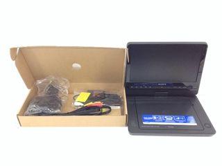 Reproductor dvd portatil sony dvp 7