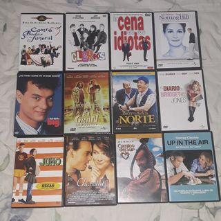 Películas en DVD de comedia