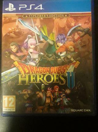 Dragon Quest Heroes II ps4