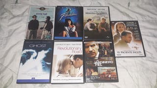 Películas en DVD romántico