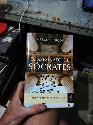 EL asesinato de Socrates marcos chicot