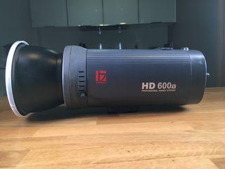 Jinbei HD 600w