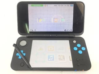 Nintendo new 2ds xl lapiz tactil