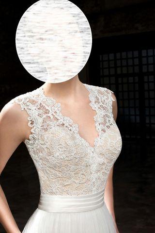5981657db Vestido de novia de marca de segunda mano en Valencia en WALLAPOP