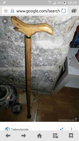 stock de bastones de madera 1€!!