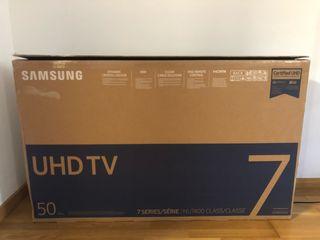 """Vendo TV Samsung 50"""" SIN ESTRENAR"""