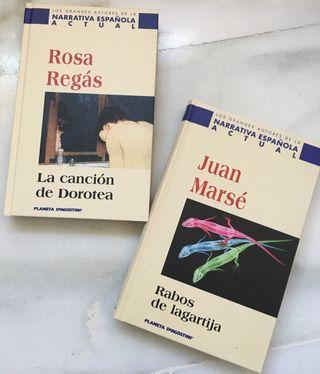 Pareja de libros de lectura