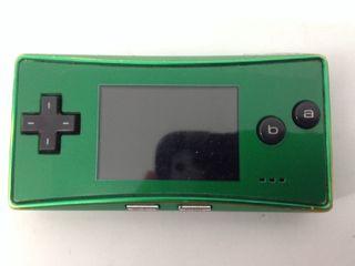 Nintendo game boy micro cargador