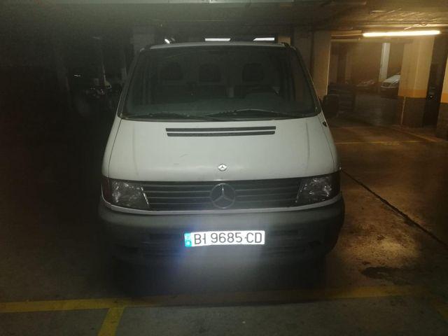 Mercedes-Benz Vito 1996