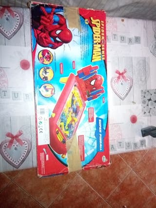 spider-man super pinball super flipper