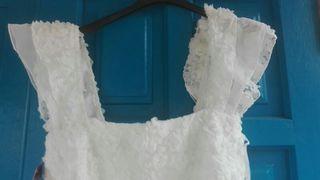 vestido de boda a estrenar talla 42/44