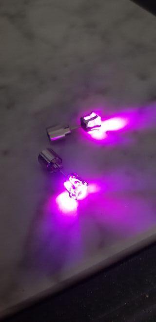 Pendientes LED