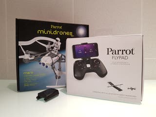 Pack Parrot Minidrone completo