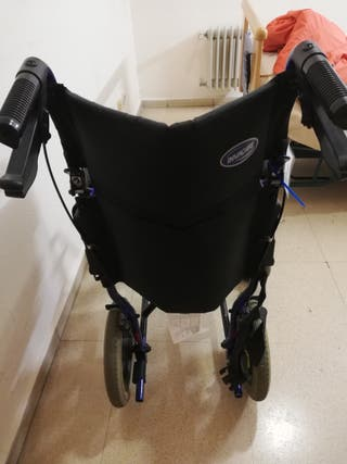 Silla Ruedas INVACARE CHOLLO