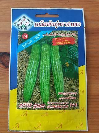 Semilla Bitter Gourd Tailandia