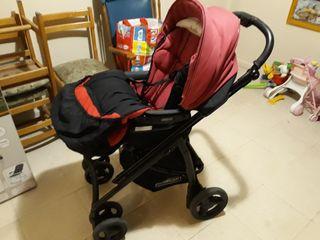 silla de bebé bebecar